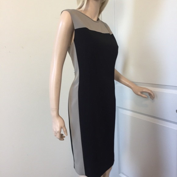 281acd193707 Elie Tahari Dresses | Sale Colorblock Sheath Dress | Poshmark